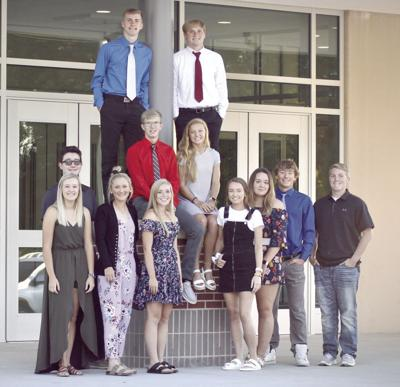 O'Neill 2019 Homecoming Candidates