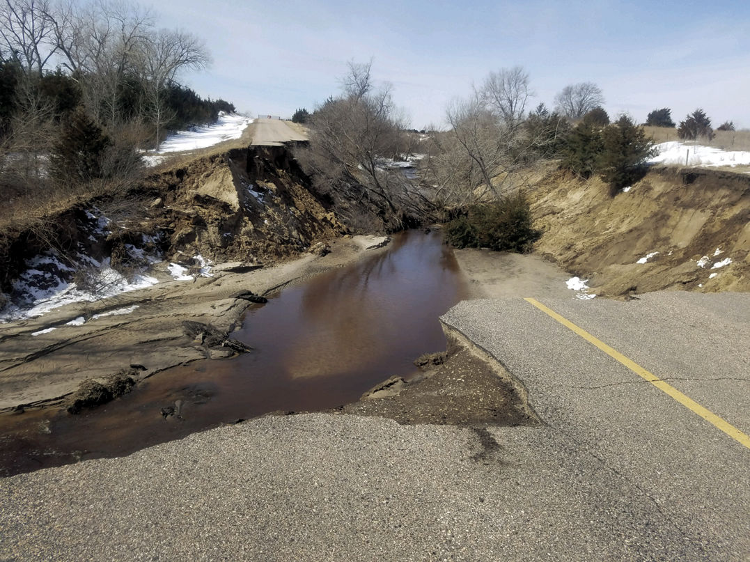Flood Repairs Continue Across Holt County