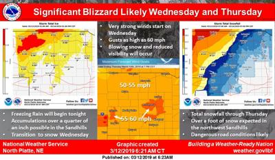 Major Winter Storm Continues To Take Aim On Western, North ...