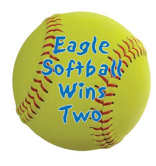 Eagles Win Two