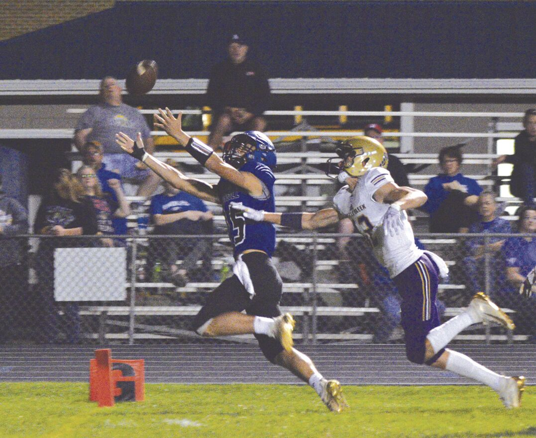 Eagles Fall To Braves 63-0