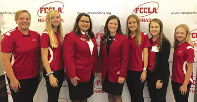 O'Neill FCCLA Officers