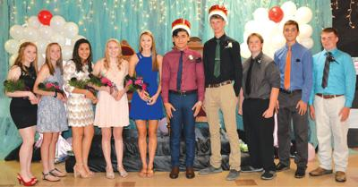 St. Mary's 2019 Homecoming Royalty