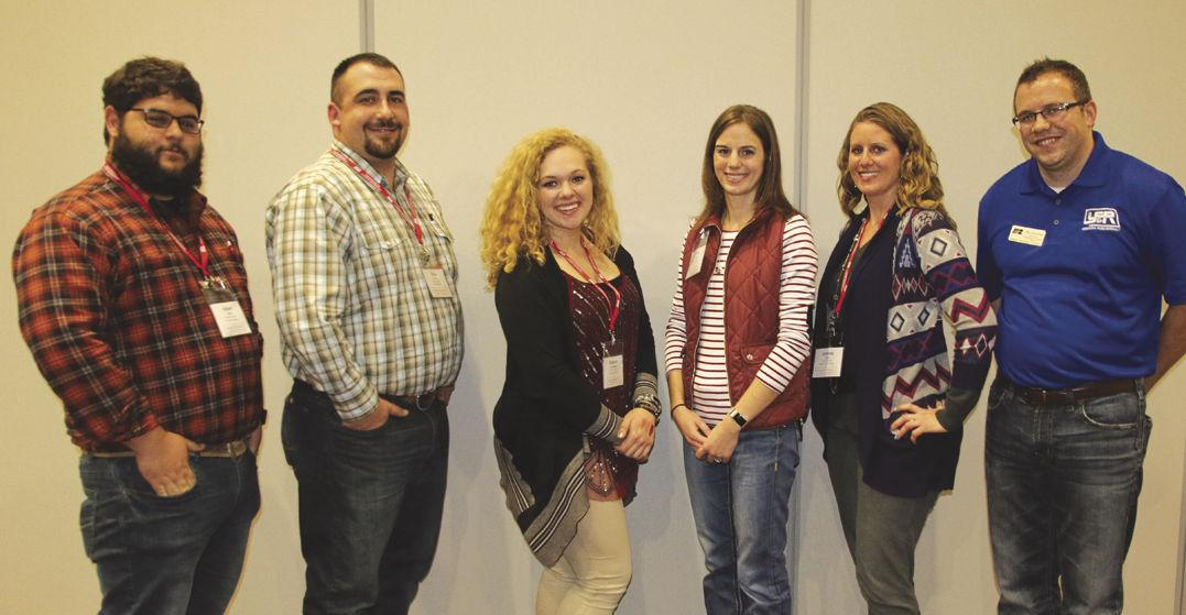 young farmers and ranchers discussion meet