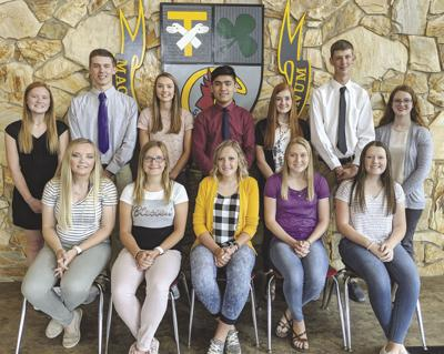 2019 St. Mary's Homecoming Candidates