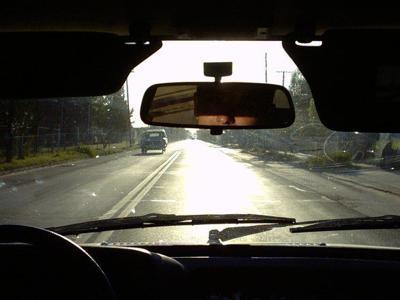 Driving sleepy