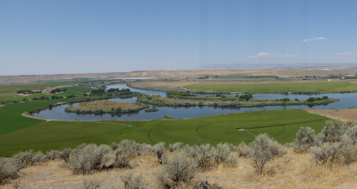 Oregon Trail in Idaho