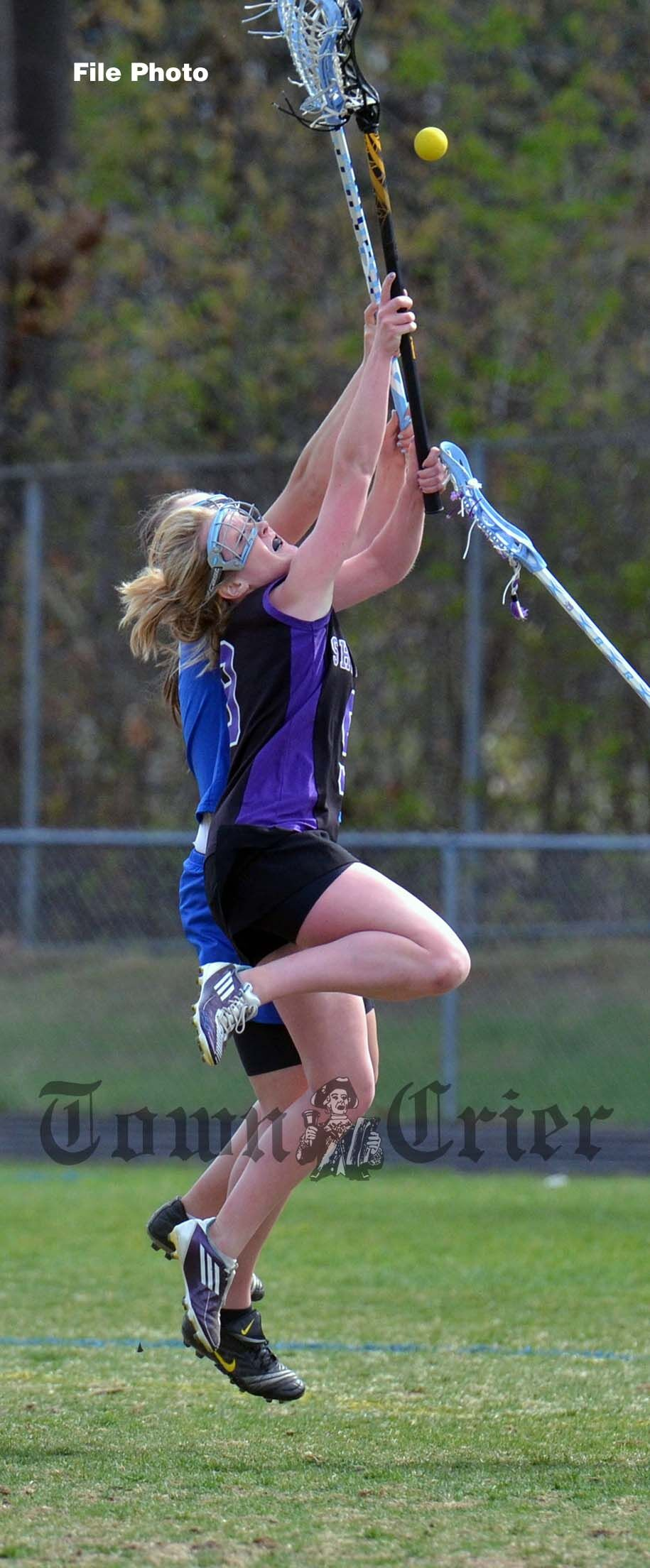 Kelsey Farraher of the All-Decade Girls Lacrosse team