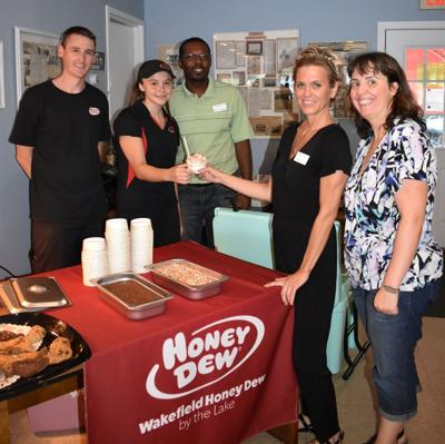 Summer outing hosted by the Wakefield Lynnfield Chamber of Commerce