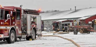 Tewksbury fire crews respond