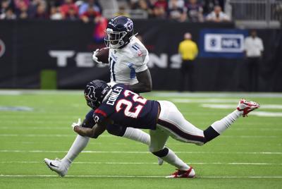 Titans Texans Football