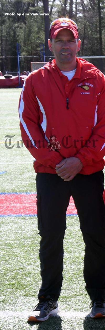 Coach Rick Keene