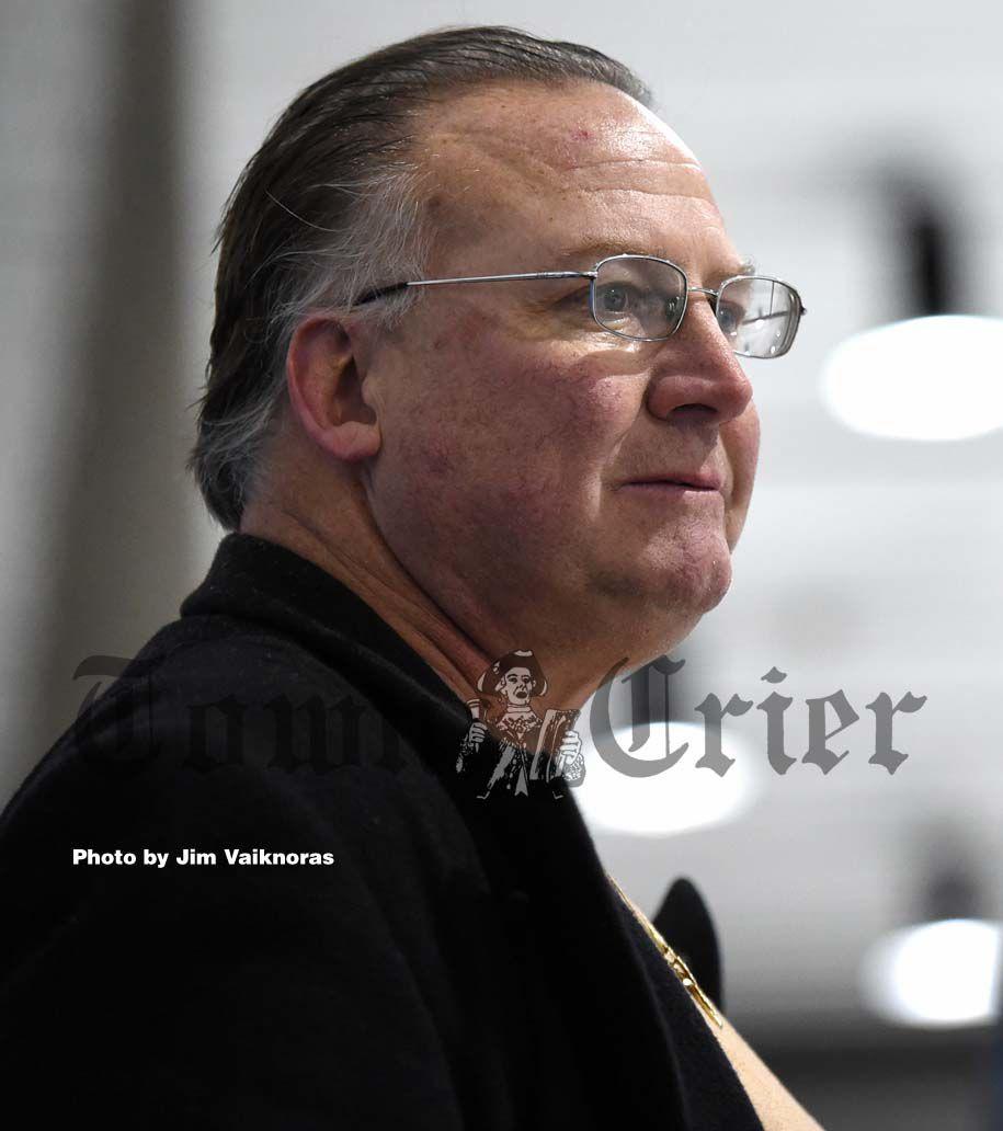 Steve Scanlon named Town Crier's Coach of the Decade again