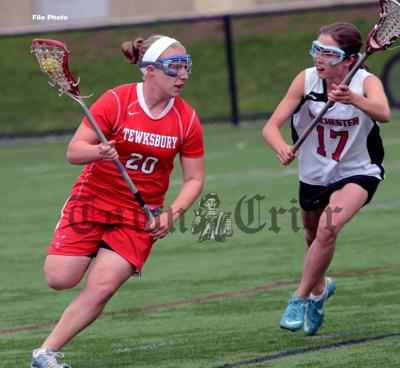 Hayley Sutherland of the All-Decade TMHS Girls' Lacrosse team