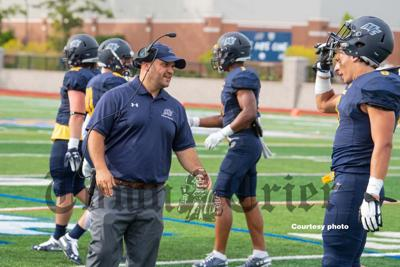 Former WHS Football player and captain Mike Gennetti begins his 19th year of coaching college football
