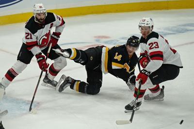 Devils Bruins Hockey