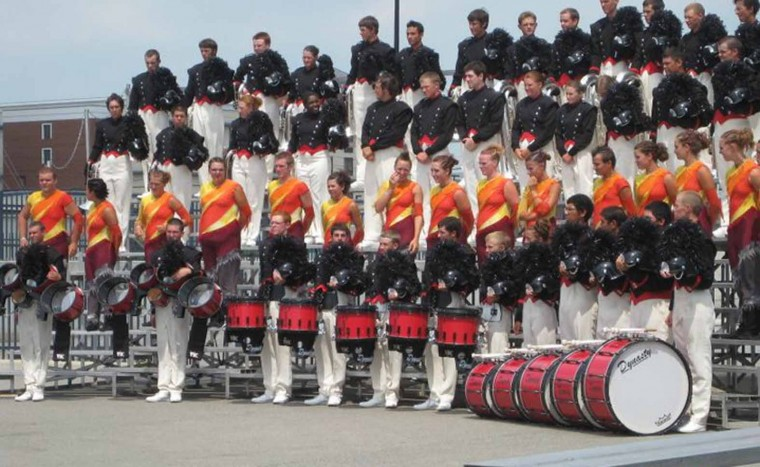 Spartans Drum and Bugle Corps