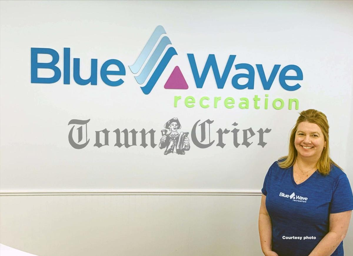 Jen Falcone, owner of Blue Wave Recreation
