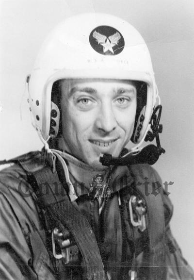 Air Force Capt. Rene J. LaRivee, Jr