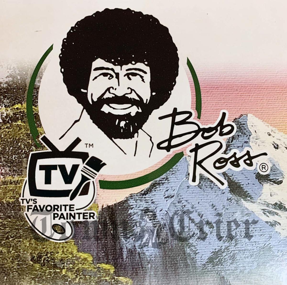 Bob Ross intruction