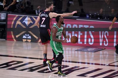 APTOPIX Celtics Heat Basketball