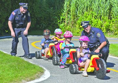 Teaching kids how to be safe on the road