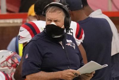 Virus Outbreak Patriots Football