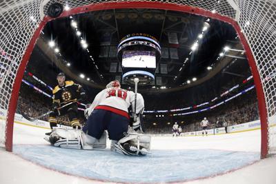 Capitals Bruins Hockey
