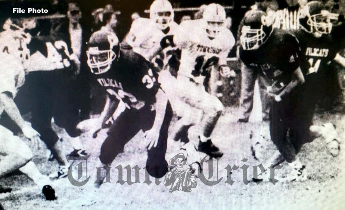 Wilmington defeated Tewksbury 14-7 in 1998