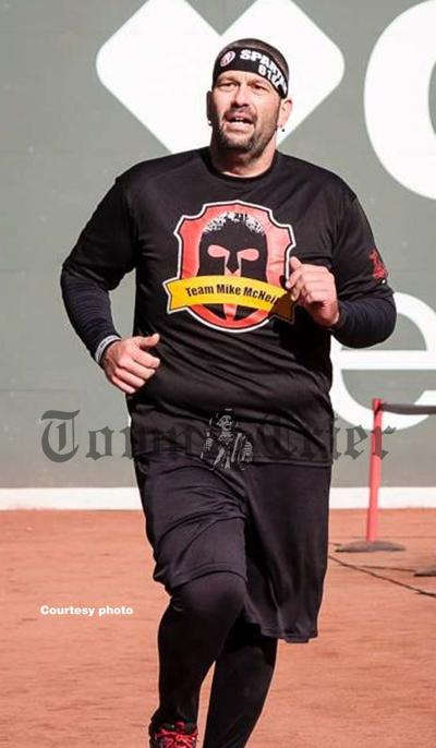 Tewksbury resident Pail Areias was to run the marathon for his brother, Luis