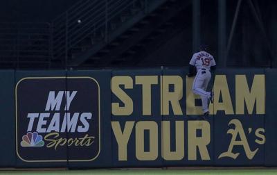 Red Sox Athletics Baseball