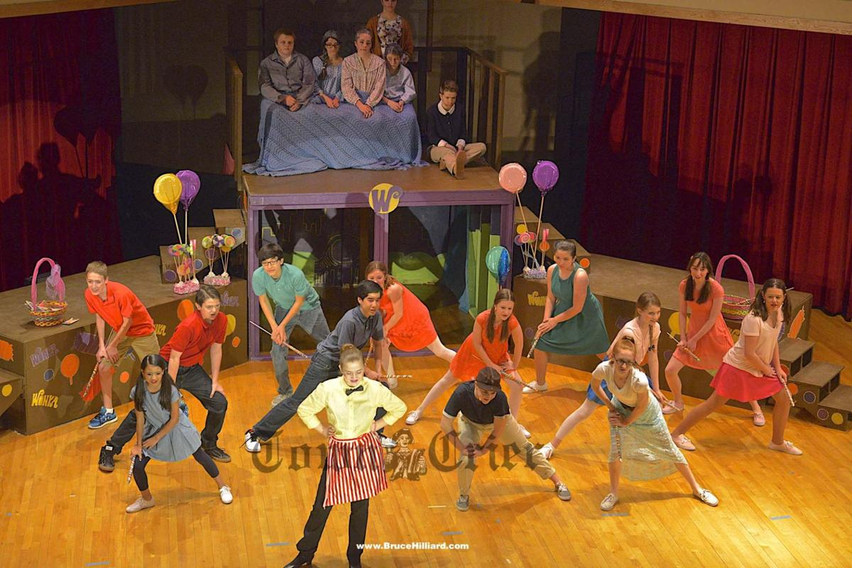 "Wilmington Middle School's ""Willy Wonka"""