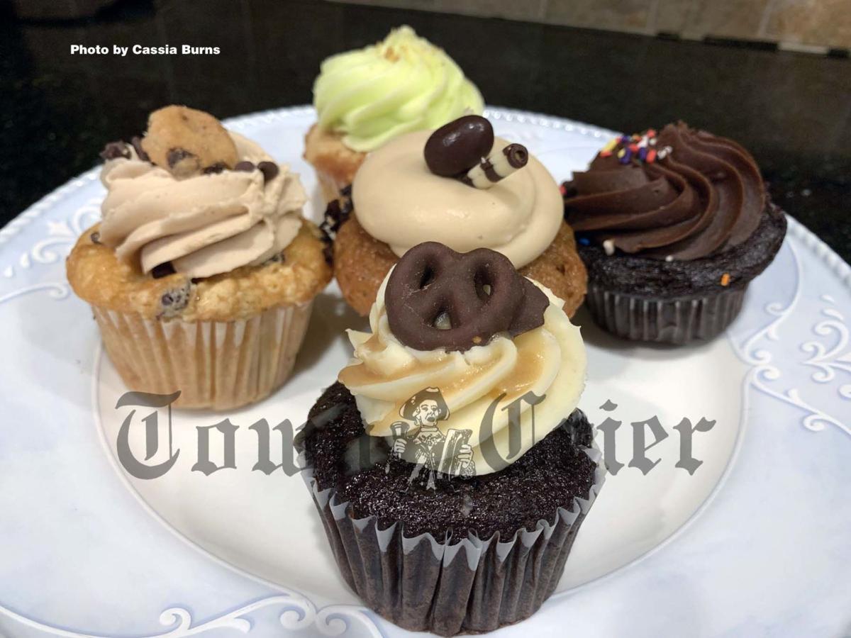 Cupcake City cupcakes