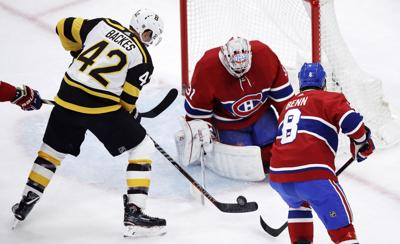 Canadiens Bruins Hockey