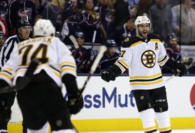 Bruins Blue Jackets Hockey
