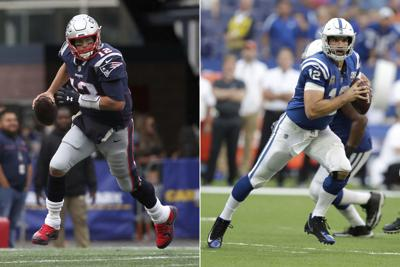 Colts Patriots Preview Football