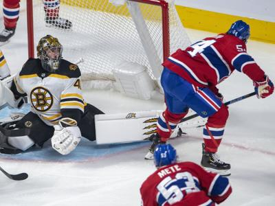 Bruins Canadiens Hockey