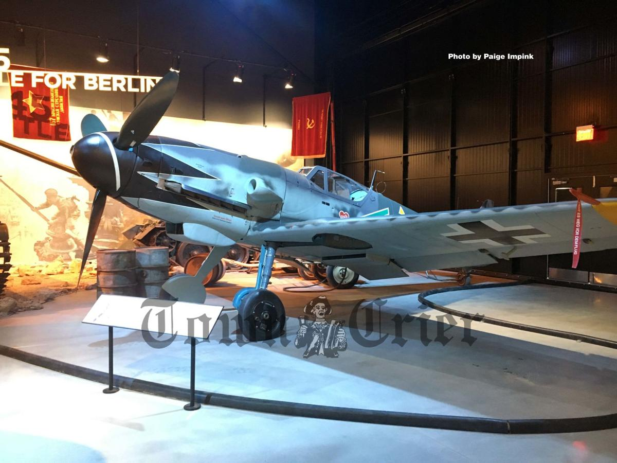 The German Messerschmitt