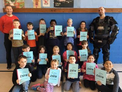 radKIDS: Self-defense program empowers Tewksbury students