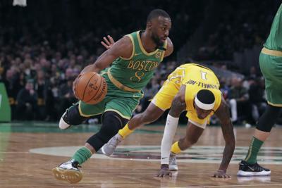 Lakers Celtics Basketball