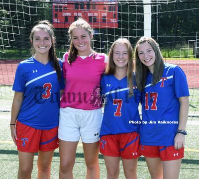 The 2019 TMHS Girls' Varsity Soccer Captains
