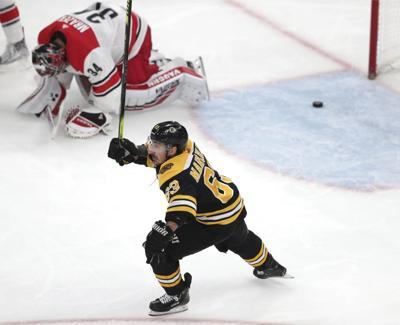 Hurricanes Bruins Hockey