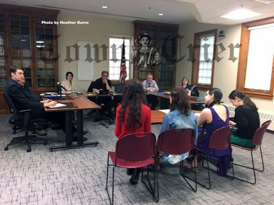 State Representative David Robertson discusses substance abuse