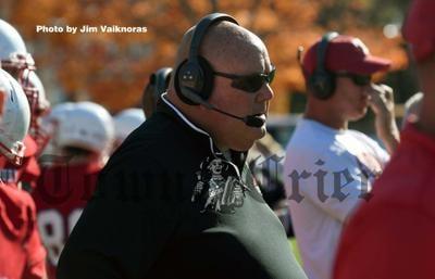Paul Norton, TMHSOffensive Line Coach