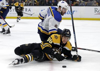 Blues Bruins Hockey