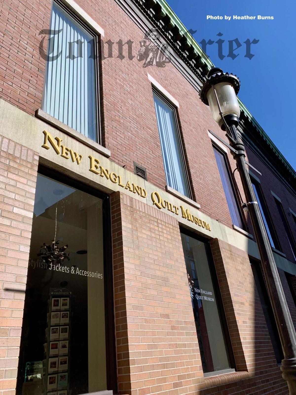 New England Quilt Museum exterior