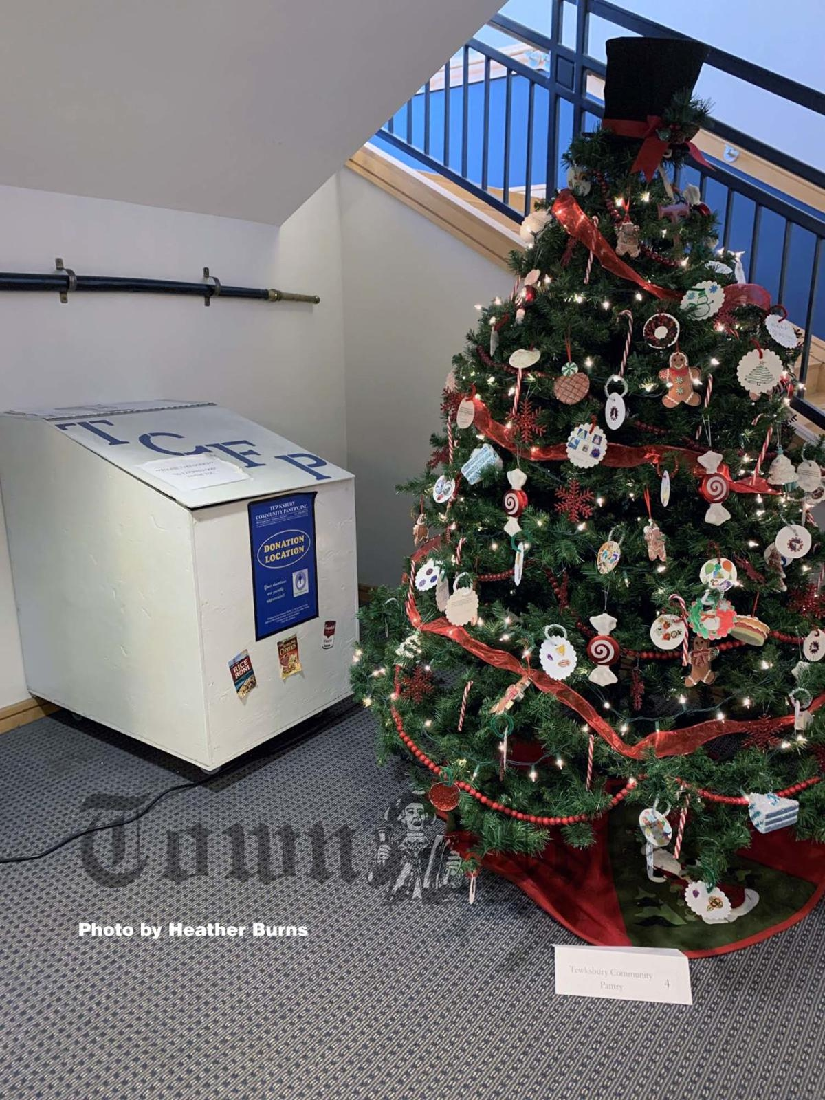 Tewksbury Community Pantry donation box