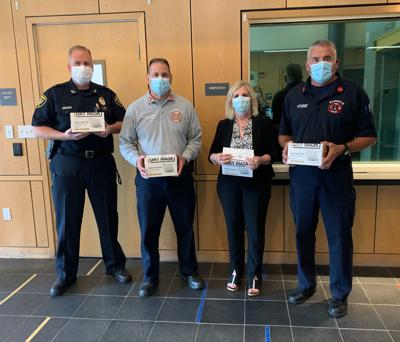 Spectra Medical Devices donates masks