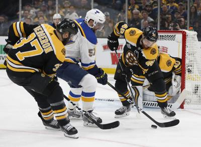 Stanley Cup Blues Bruins Hockey
