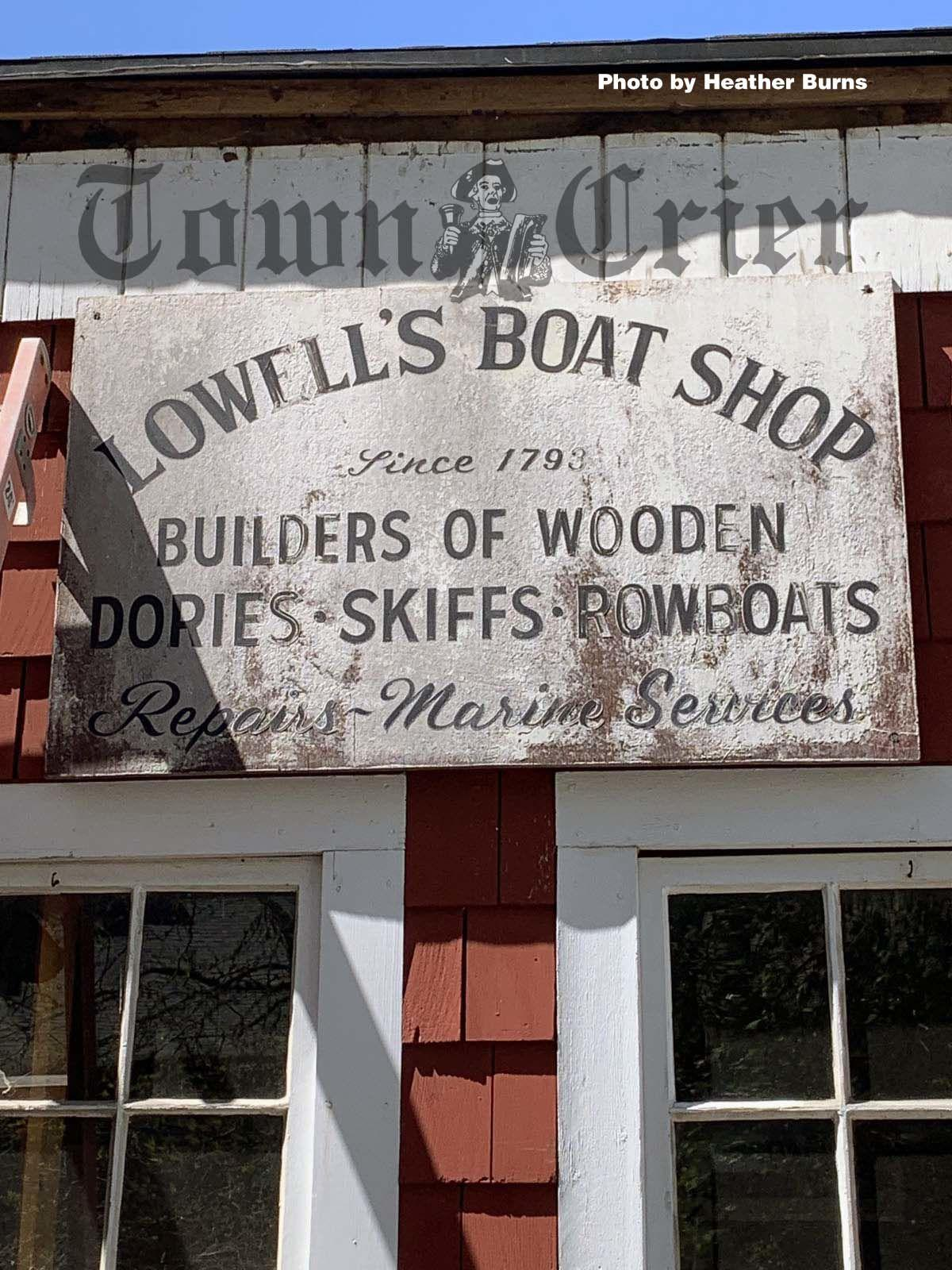 Lowell Boat Shop and Museum